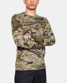 Men's UA Threadborne™ Early Season Long Sleeve T-Shirt  3  Colors Available $59.99