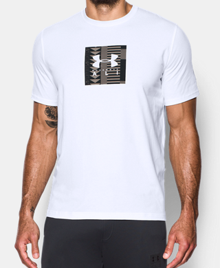 Men's UA x ALI Core Rumble T-Shirt