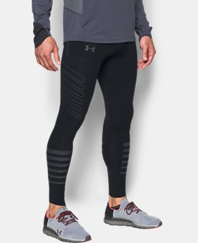 New Arrival  Men's UA Accelerate Reflective Leggings  1 Color $149.99