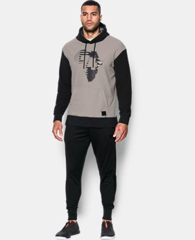 Men's UA x ALI Rumble Hoodie  1 Color $74.99