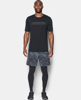 Men's UA Run Graphic Short Sleeve T-Shirt  1 Color $39.99