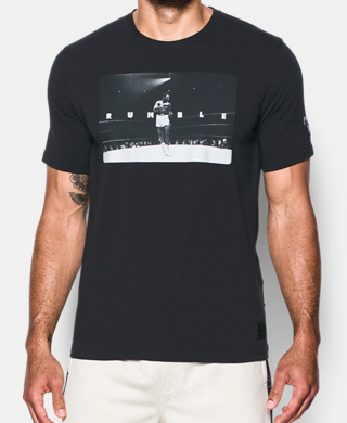 Men's UA x ALI Rumble Photo T-Shirt