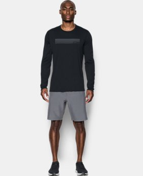 Men's UA Run Graphic Long Sleeve T-Shirt   $39.99
