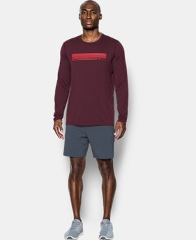 Men's UA Run Graphic Long Sleeve T-Shirt  3 Colors $34.99