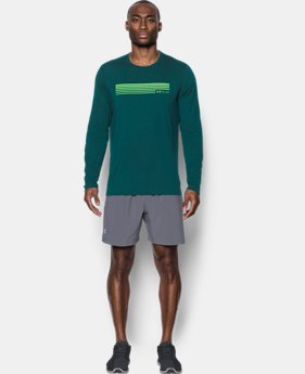 Men's UA Run Graphic Long Sleeve T-Shirt   $34.99