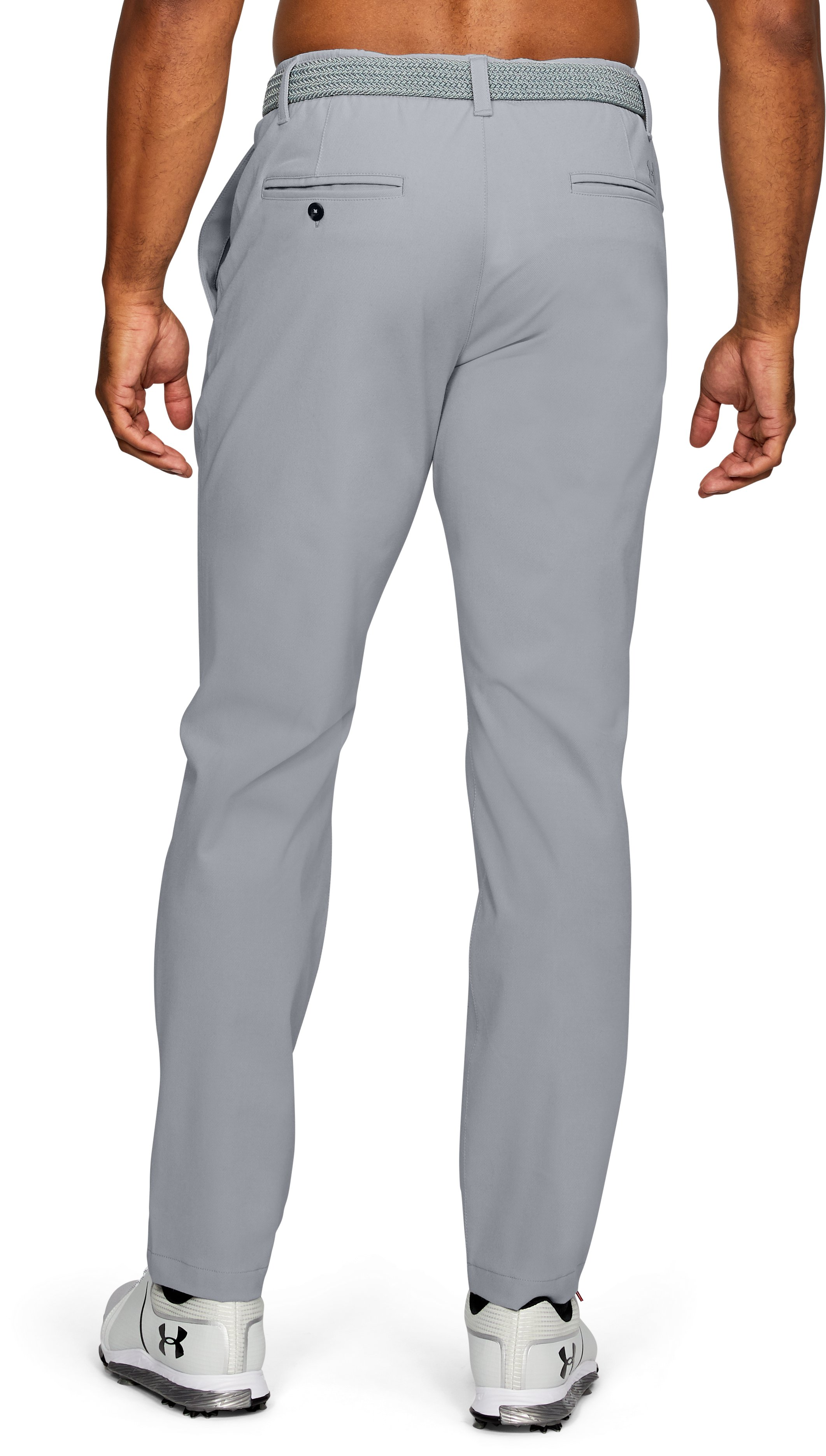 Men's UA Tips Wool Pants, OVERCAST GRAY, undefined