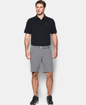 Men's UA Threadborne™ Tour Jacquard Polo  2 Colors $94.99