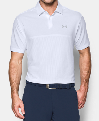 Men's UA Tour Jacquard Polo