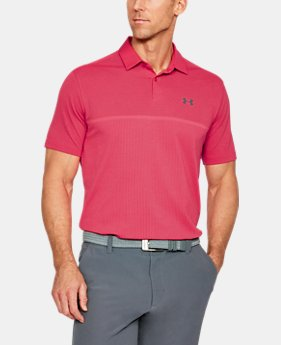 Men's UA Threadborne™ Tour Jacquard Polo   $84.99