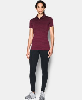 Women's UA Zinger Printed Polo  3 Colors $48.74 to $64.99