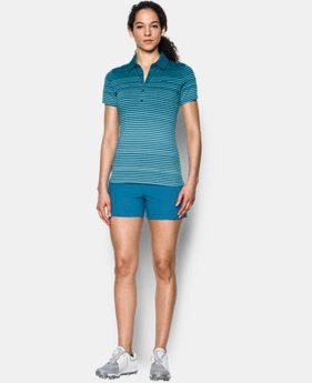 Women's UA Zinger Printed Polo  1 Color $38.99