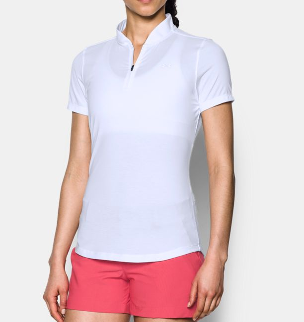 098919e0cdf5 Women s UA Threadborne™ Zip Polo Shirt