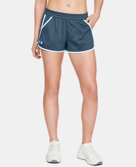 Women's UA Tech™ Shorts  3  Colors Available $29.99