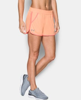 Women's UA Tech™ Twist Shorts LIMITED TIME: FREE U.S. SHIPPING 1 Color $29.99