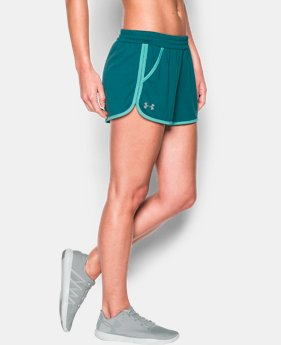 Women's UA Tech™ Twist Shorts  1 Color $16.99 to $22.99
