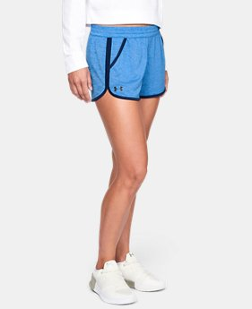 Women's UA Tech™ Twist Shorts  3  Colors Available $29.99