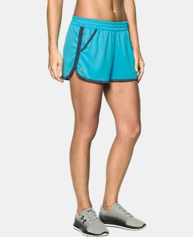 Women's UA Tech™ Twist Shorts  1 Color $12.74