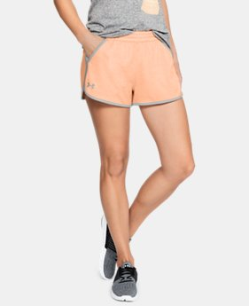 Women's UA Tech™ Twist Shorts  1  Color Available $29.99