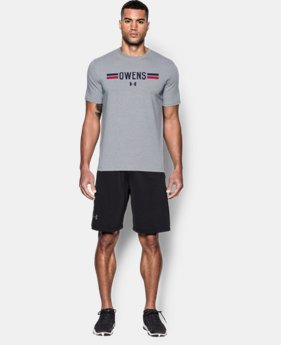 Men's Jesse Owens Stripes T-Shirt LIMITED TIME: FREE SHIPPING 1 Color $34.99
