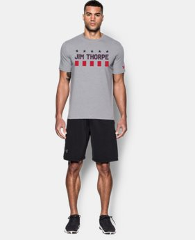 Men's Jim Thorpe Stars & Stripes T-Shirt  1 Color $34.99