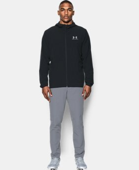 Men's UA Sportstyle Wave Jacket  1 Color $59.99 to $79.99