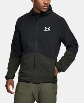 Men's UA Sportstyle Wave Jacket  3 Colors $43.99 to $59.99