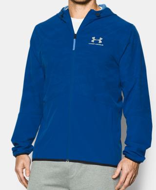 Men's UA Sportstyle Wave Jacket