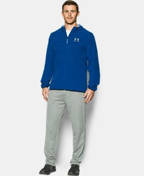 Men's UA Sportstyle Wave Jacket  1 Color $32.99 to $44.99