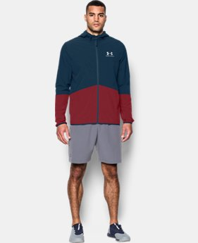 Men's UA Sportstyle Wave Jacket  1 Color $79.99