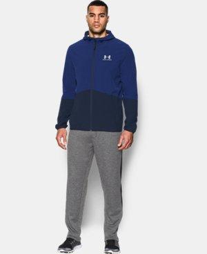 New Arrival Men's UA Sportstyle Wave Jacket  1 Color $89.99