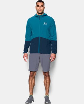 Men's UA Sportstyle Wave Jacket   $79.99