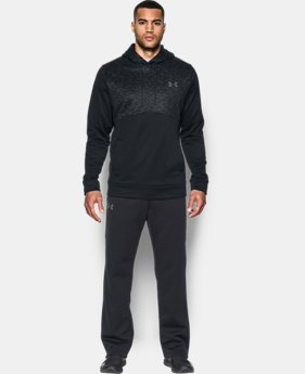 Men's UA Storm Armour® Fleece Digi Texture Hoodie  1 Color $59.99