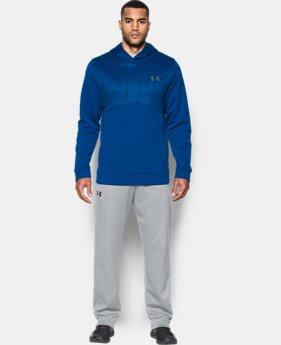 New Arrival  Men's UA Storm Armour® Fleece Digi Texture Hoodie  1 Color $69.99