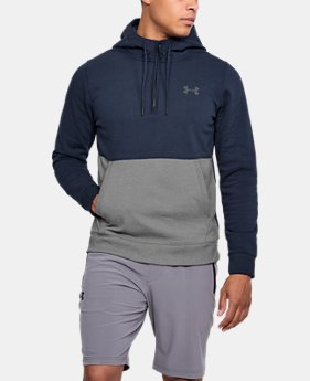 Men's UA Threadborne™ Fleece ½ Zip Hoodie LIMITED TIME OFFER 1 Color $48.99