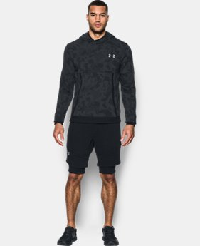Men's UA Threadborne™ Fleece Hoodie  1 Color $99.99