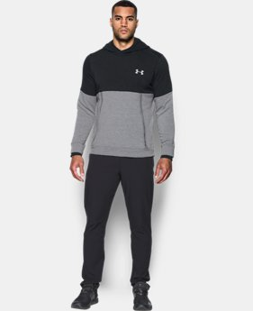Men's UA Threadborne™ Fleece Hoodie LIMITED TIME OFFER 1 Color $69.99