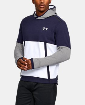 Men's UA Threadborne™ Fleece Hoodie LIMITED TIME OFFER 5 Colors $69.99