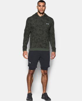 Men's UA Threadborne™ Fleece Hoodie LIMITED TIME OFFER 1 Color $80.49