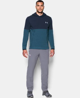 Men's UA Threadborne™ Fleece Hoodie  4 Colors $99.99