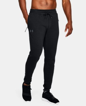 Men's UA Threadborne™ Fleece Stacked Joggers LIMITED TIME OFFER 6 Colors $48.99