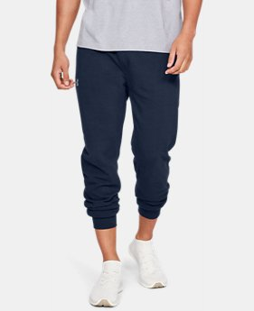 Men's UA Threadborne™ Fleece Stacked Joggers  3  Colors Available $41.99 to $48.99