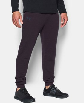 Best Seller Men's UA Threadborne™ Fleece Stacked Joggers  1 Color $69.99