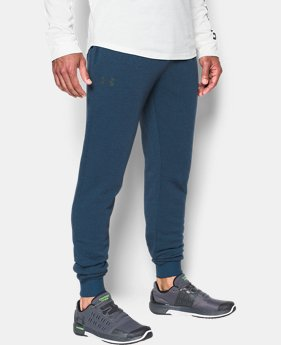 Men's UA Threadborne™ Fleece Stacked Joggers  4 Colors $79.99