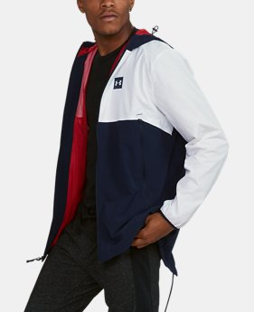 Men's UA Sportstyle Fishtail Jacket  1  Color Available $53.99