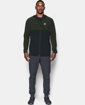 Men's UA Sportstyle Fishtail Jacket  2 Colors $104.99
