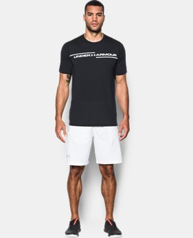 Men's UA Threadborne Cross Chest T-Shirt  4  Colors Available $24.99