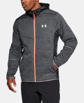 Men's UA Patterned Swacket LIMITED TIME OFFER 1 Color $97.49