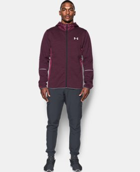 New Arrival Men's UA Storm Patterned Swacket  1 Color $129.99