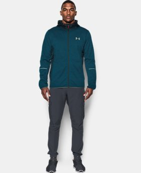 New Arrival Men's UA Patterned Swacket  3  Colors Available $129.99