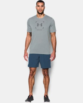 Men's UA Threadborne Target Logo T-Shirt  2 Colors $18.99 to $24.74